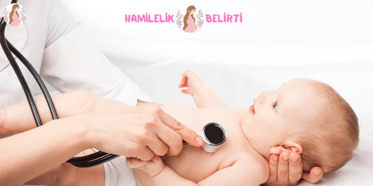 bebeğin kalp atışı anne ve babaların bilmek isteyeceği önemli bir konudur